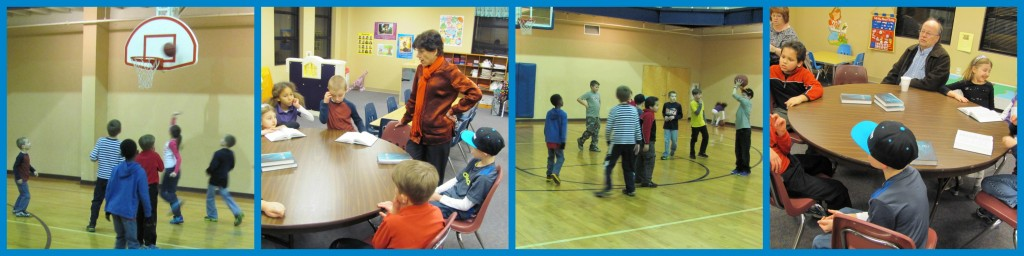 TeamKID Learning Playing