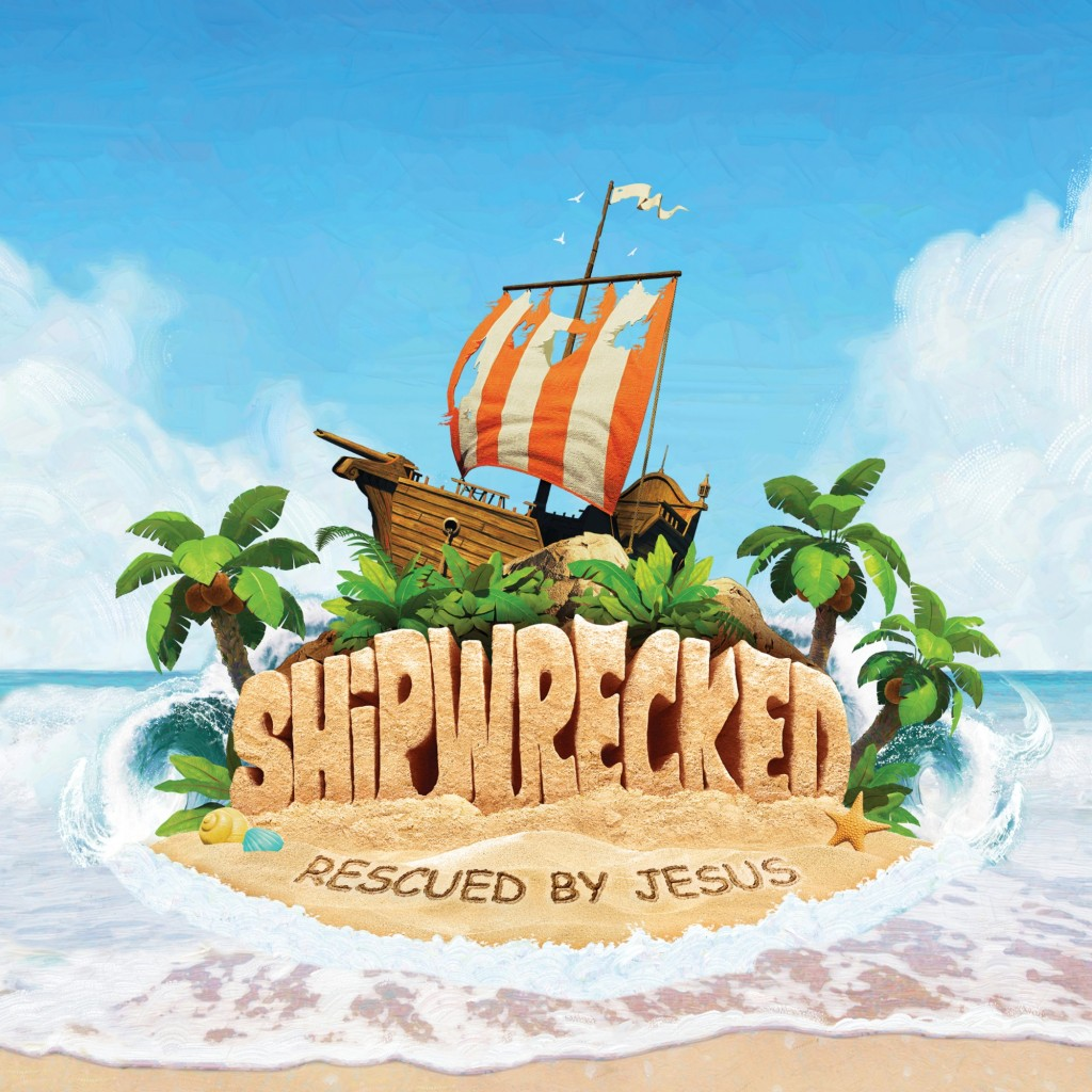 Shipwrecked logo with BG SQ