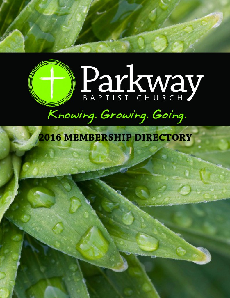 parkway s new church directory final dates announced