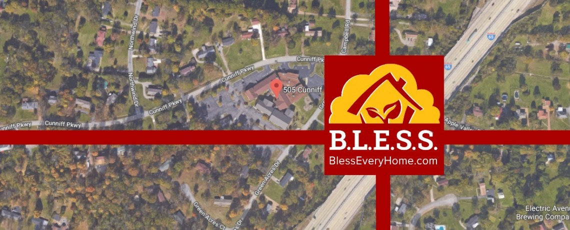Slider Photo – Bless Every Home